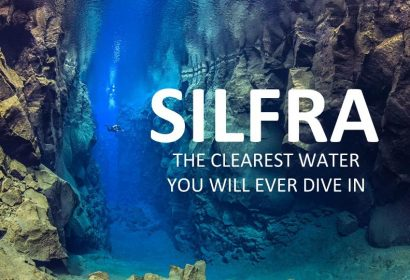 silfra diving in Iceland